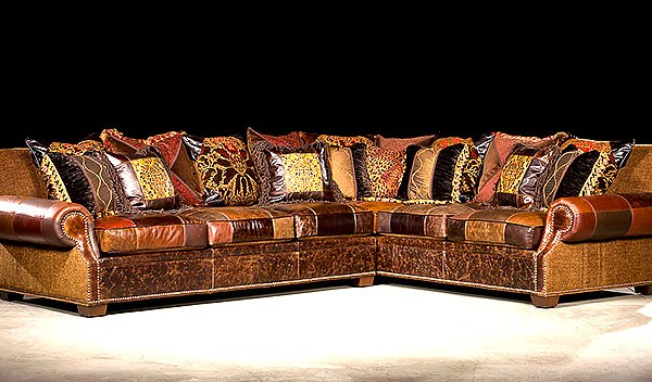 Chestnut collection Sectional