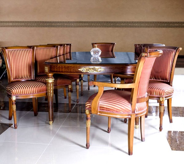 French dining set