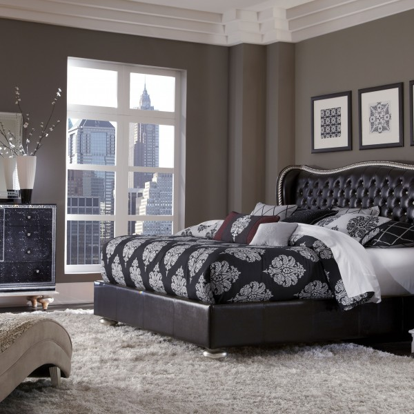 Hollywood Loft Bed Set (King&Queen) – Chelsea Fine Furnishings